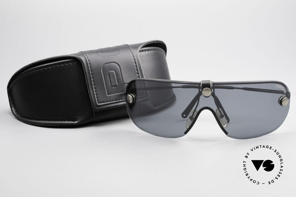 Carrera 5418 Polarized Sports Sunglasses