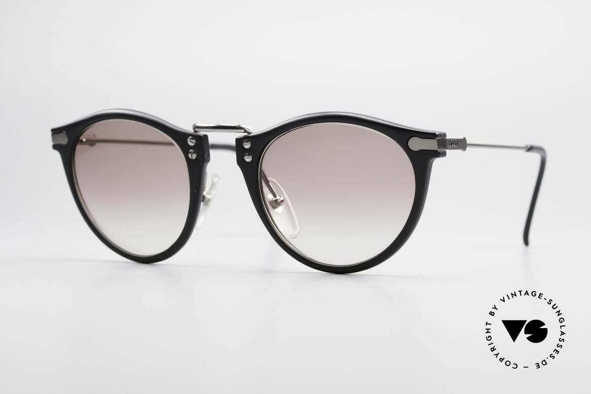 BOSS 5152 - S Panto Style Sunglasses Small, classic vintage 'panto design' sunglasses by BOSS, Made for Men and Women