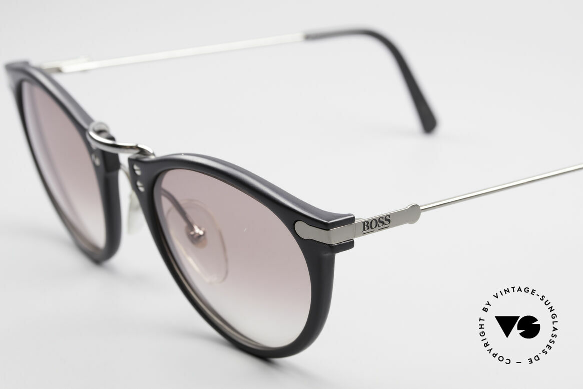 BOSS 5152 - S Panto Style Sunglasses Small, timeless combination of colors, design & materials, Made for Men and Women