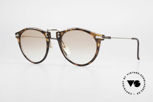 BOSS 5152 - L Large Panto Style Sunglasses Details
