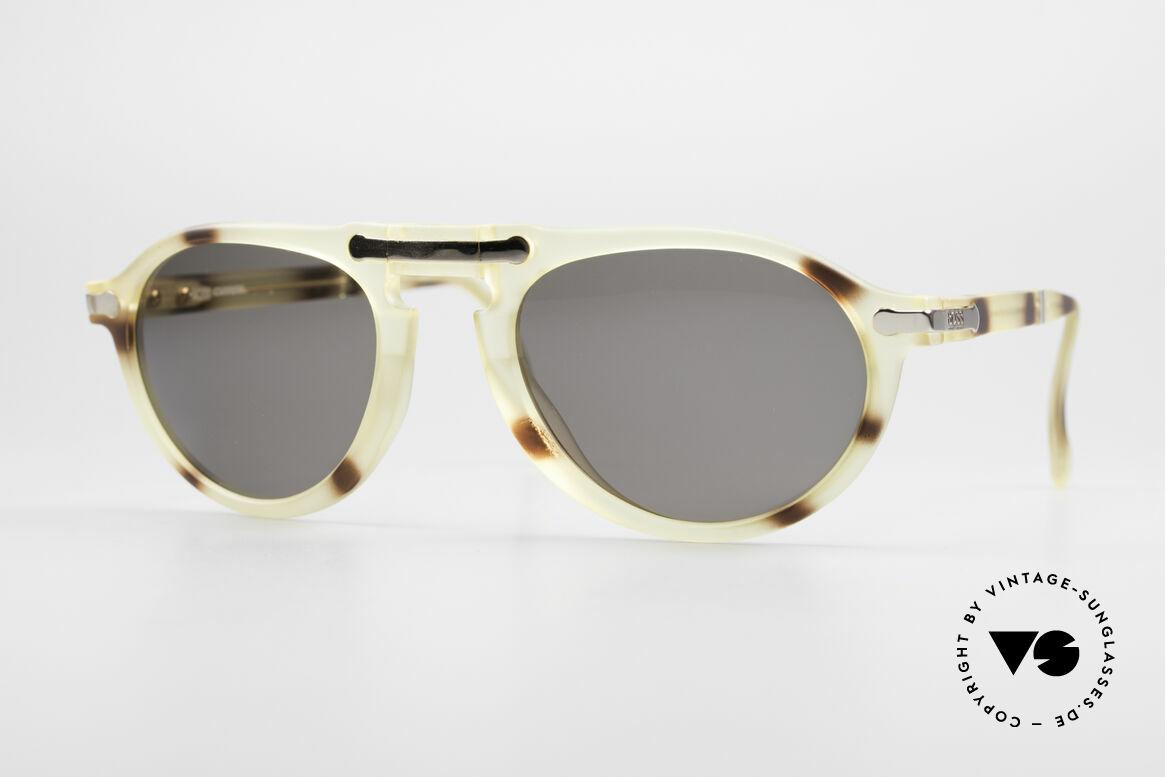 BOSS 5153 Vintage Folding Sunglasses 90's, ingenious 1990's BOSS vintage folding sunglasses, Made for Men