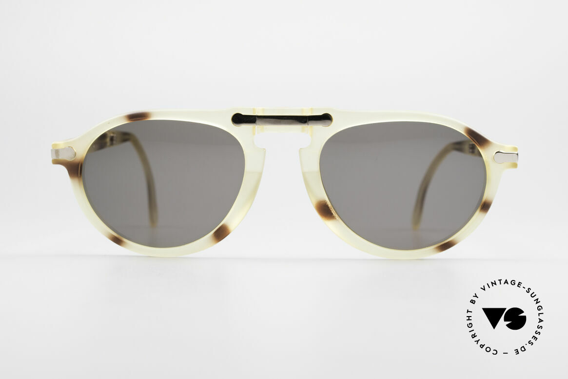 BOSS 5153 Vintage Folding Sunglasses 90's, cooperation between BOSS & Carrera, at that time, Made for Men