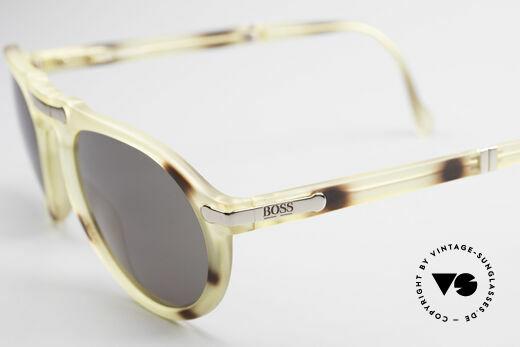 BOSS 5153 Vintage Folding Sunglasses 90's