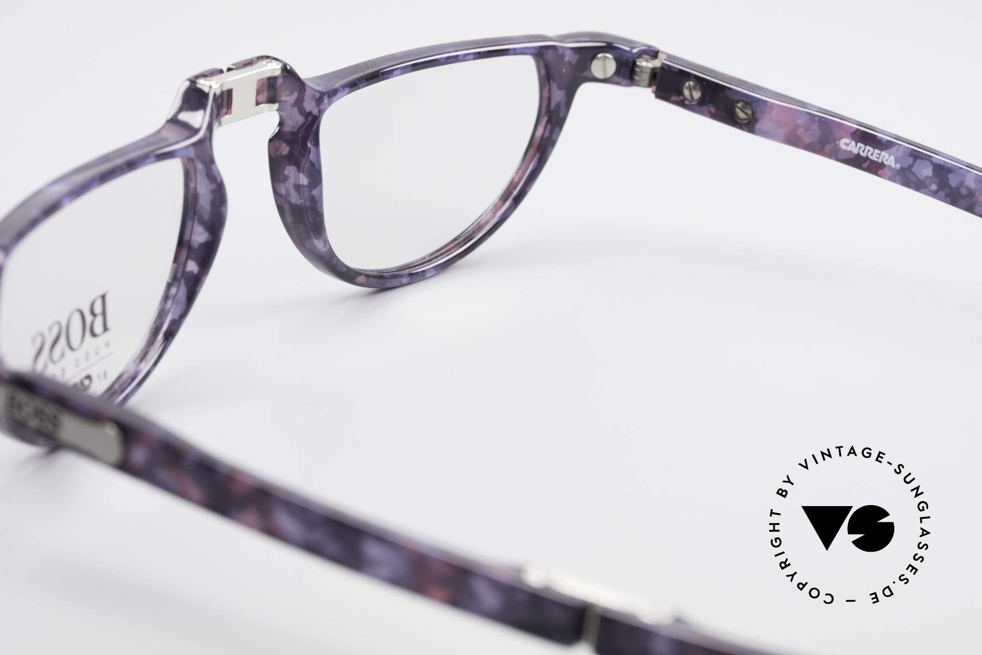 BOSS 5103 Folding Reading Eyeglasses, Size: medium, Made for Men and Women