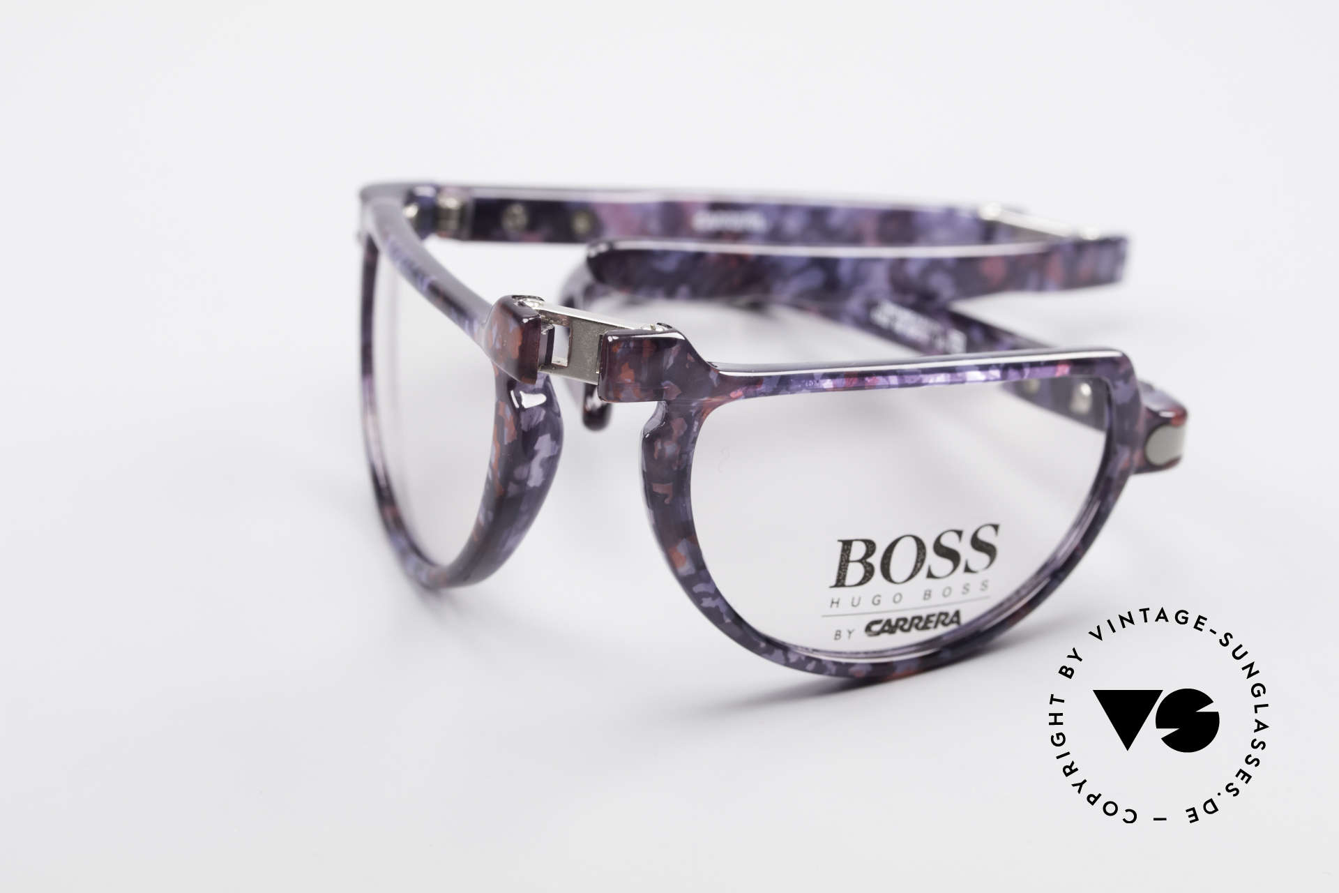 BOSS 5103 Folding Reading Eyeglasses, Size: medium, Made for Men and Women