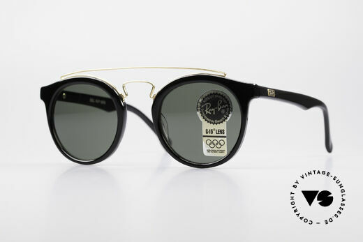 Ray Ban Gatsby Style 4 B&L Bausch Lomb USA Shades Details