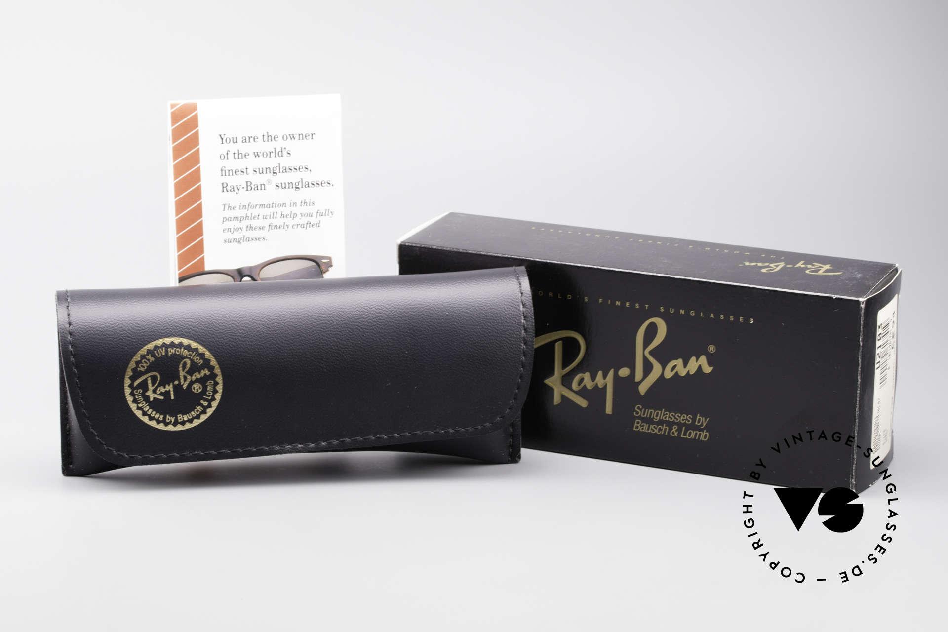 Sunglasses Ray Ban Gatsby Style 4 B&L Bausch Lomb USA