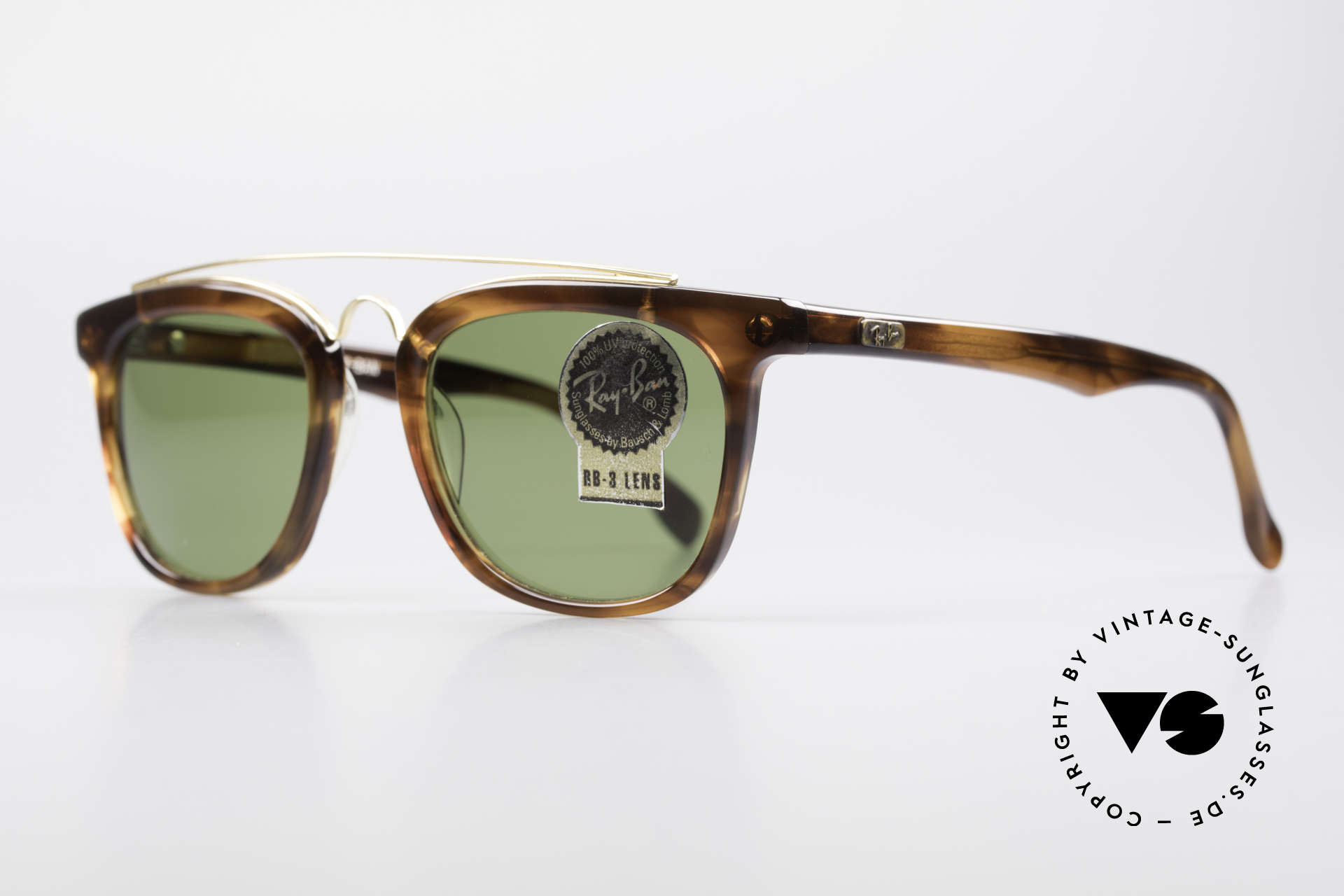 Ray Ban Gatsby Style 5 B&L Bausch Lomb Sunglasses, original (made by Bausch&Lomb), NO RETRO!, Made for Men and Women