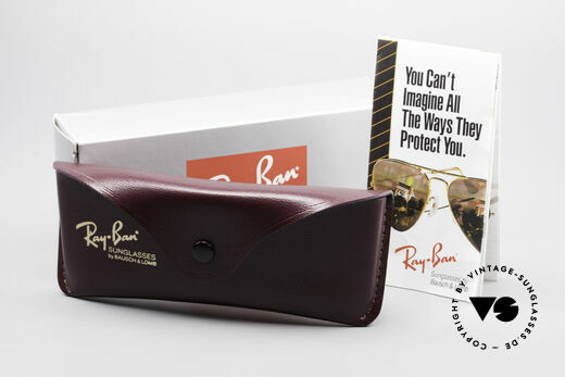 Ray Ban Gatsby Style 5 B&L Bausch Lomb Sunglasses, orig. name: B&L Gatsby Style 5, W0937, RB-3, Made for Men and Women