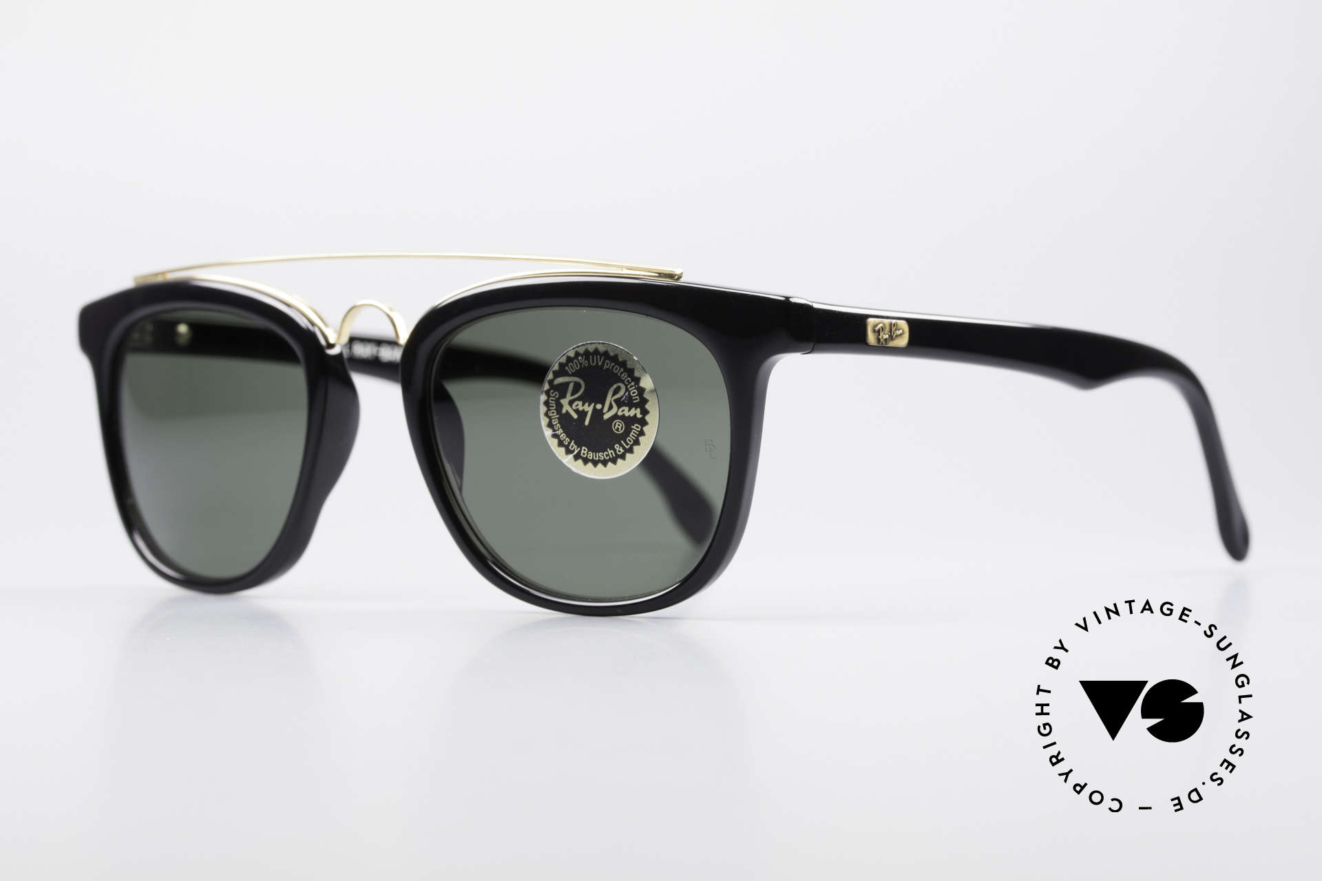 Ray Ban Gatsby Style 5 USA Bausch Lomb Sunglasses, original (made by Bausch&Lomb), NO RETRO!, Made for Men and Women