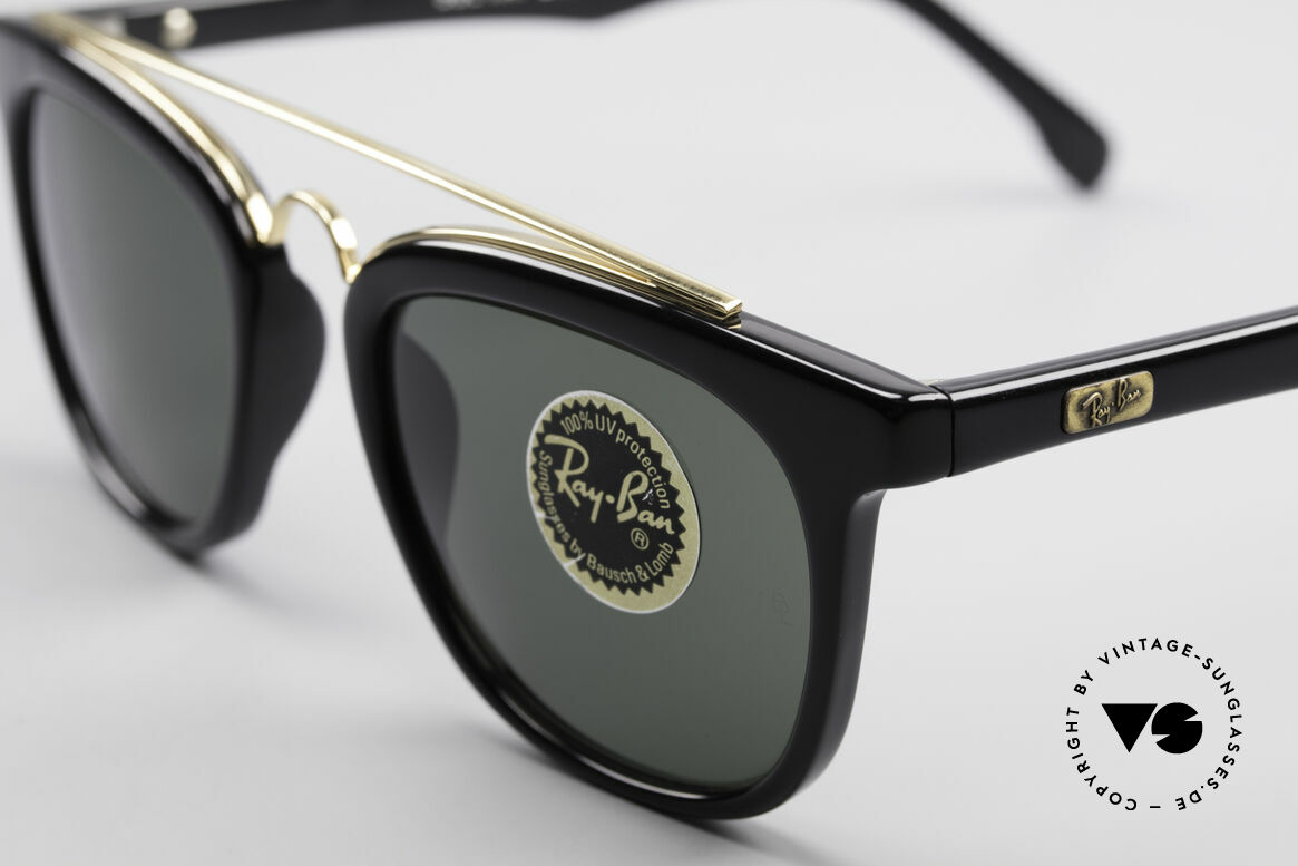 Ray Ban Gatsby Style 5 USA Bausch Lomb Sunglasses, B&L Bausch & Lomb quality lenses (100% UV), Made for Men and Women