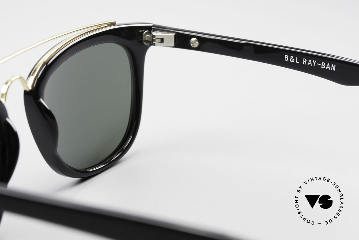 Ray Ban Gatsby Style 5 USA Bausch Lomb Sunglasses, unworn (like all our vintage RAY-BAN Gatsby), Made for Men and Women