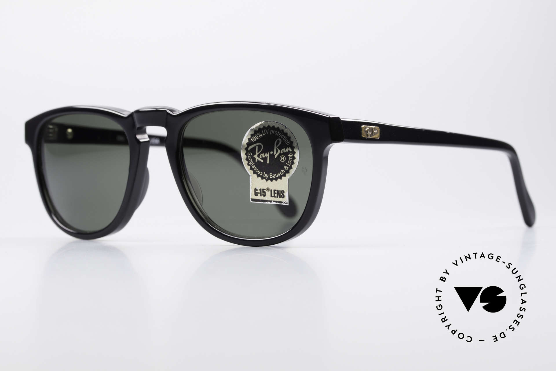Ray Ban Gatsby Style 2 Old Ray Ban USA Sunglasses, legendary B&L mineral lenses, Bausch&Lomb, Made for Men and Women