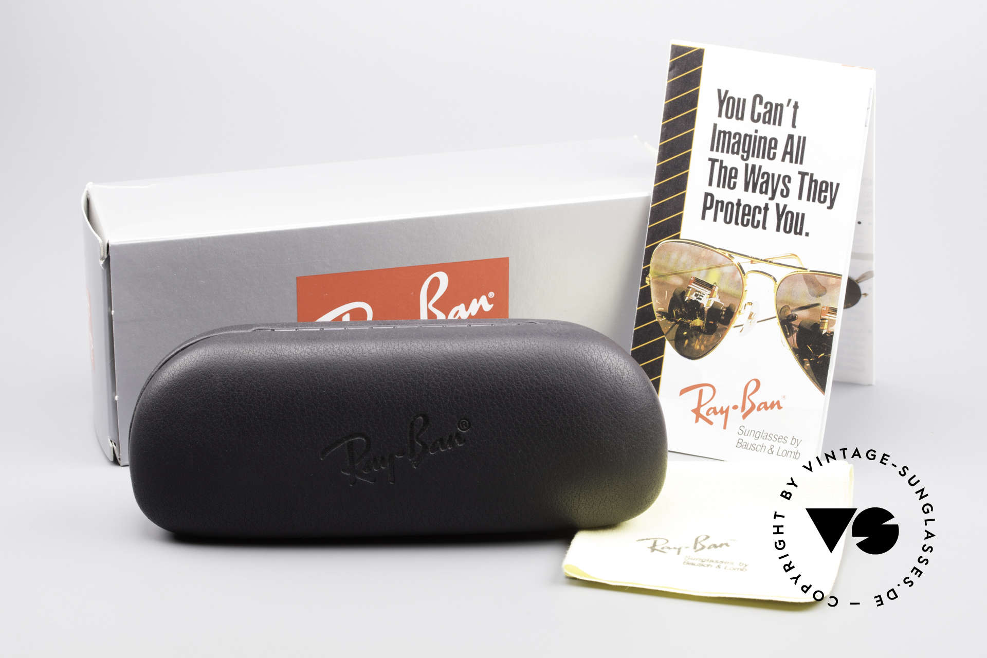 Ray Ban Gatsby Style 2 Old Ray Ban USA Sunglasses, orig. name: B&L Gatsby Style 2, W0934, G-15, Made for Men and Women