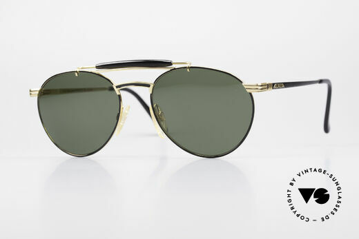 Alpina THE NEW MAN Rare 90's Aviator Sunglasses Details