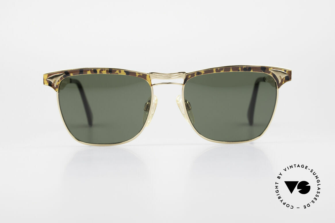 Alpina THE SPEARHEAD 90's No Retro Sunglasses, 1st class wearing comfort due to spring hinges, Made for Men and Women