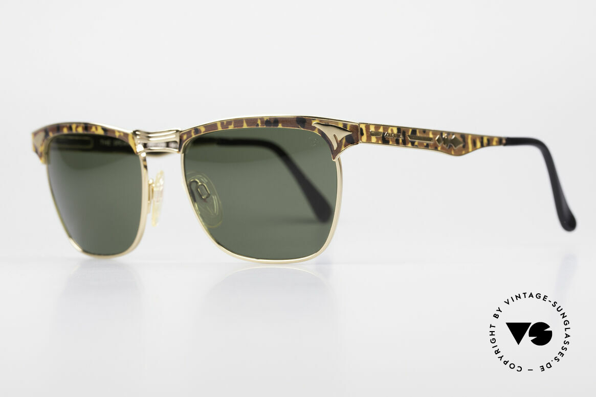 Alpina THE SPEARHEAD 90's No Retro Sunglasses, the model name says it all = 'THE SPEARHEAD', Made for Men and Women