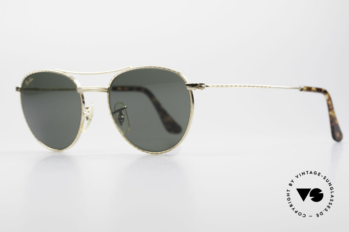 Ray Ban 1940's Retro Round Old Ray-Ban USA Bausch&Lomb