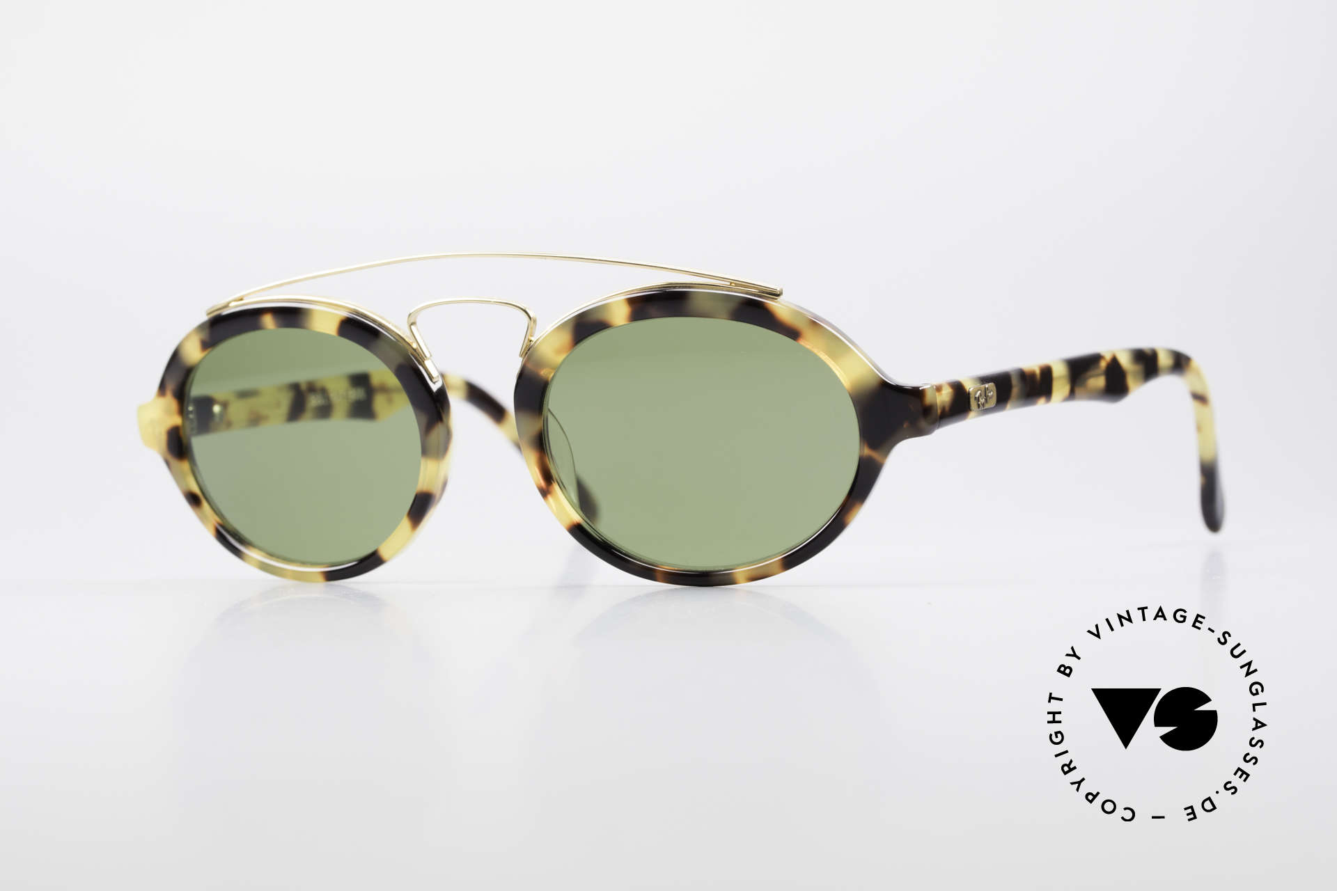 Ray Ban Gatsby Style 6 Old Ray-Ban USA Sunglasses, RAY-BAN GATSBY Style 6 Combo Oval shades, Made for Men and Women