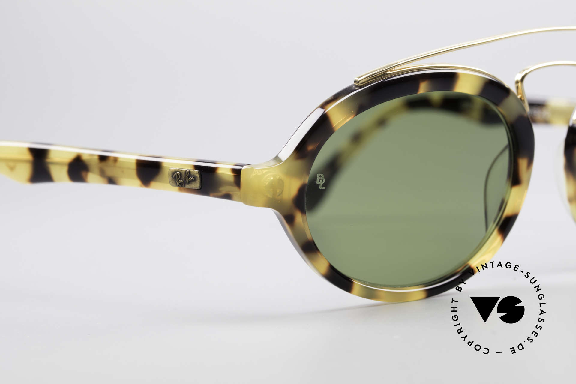 Ray Ban Gatsby Style 6 Old Ray-Ban USA Sunglasses, unworn (like all our vintage RAY-BAN Gatsby), Made for Men and Women