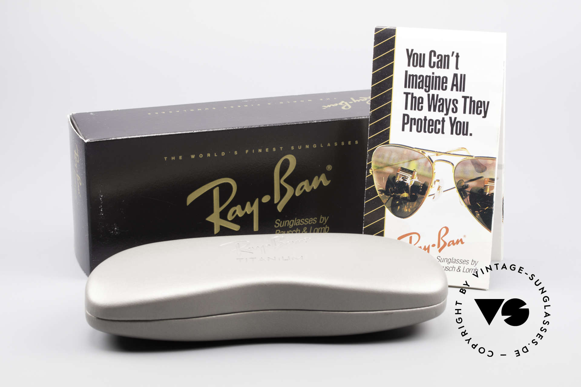 Ray Ban Gatsby Style 6 Old Ray-Ban USA Sunglasses, Size: small, Made for Men and Women