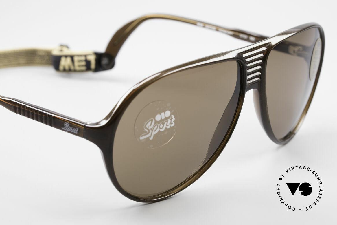 Metzler 0153 Rare 80's Sports Sunglasses