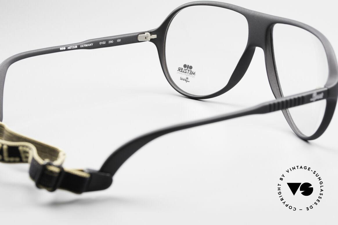Metzler 0102 80's Sports Specs No Retro