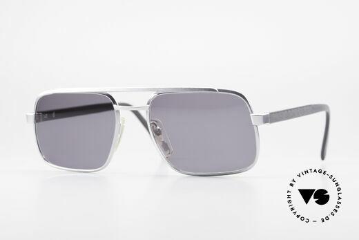 Metzler 7615 Vintage Men's Sunglasses 80's Details