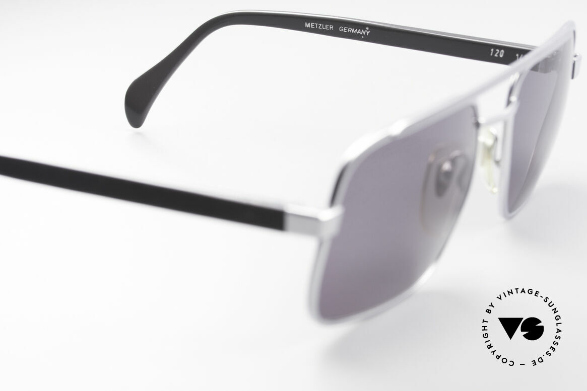 Metzler 7615 Vintage Men's Sunglasses 80's