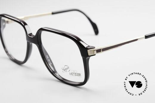 Metzler 0364 No Retro Glasses 80's Vintage