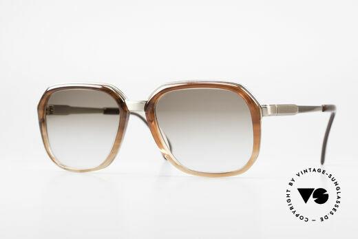 Metzler 6615 True Vintage 80's Sunglasses Details