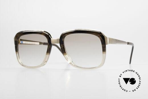 Metzler 6565 Rare 60's Gold Filled Frame Details