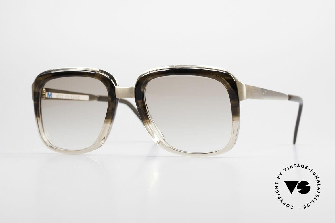 Metzler 6565 Rare 60's Gold Filled Frame