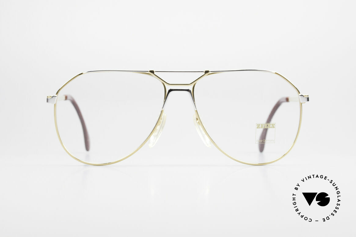 Zeiss 5897 West Germany 80's Eye Frame, outstanding craftsmanship - made in WEST GERMANY, Made for Men