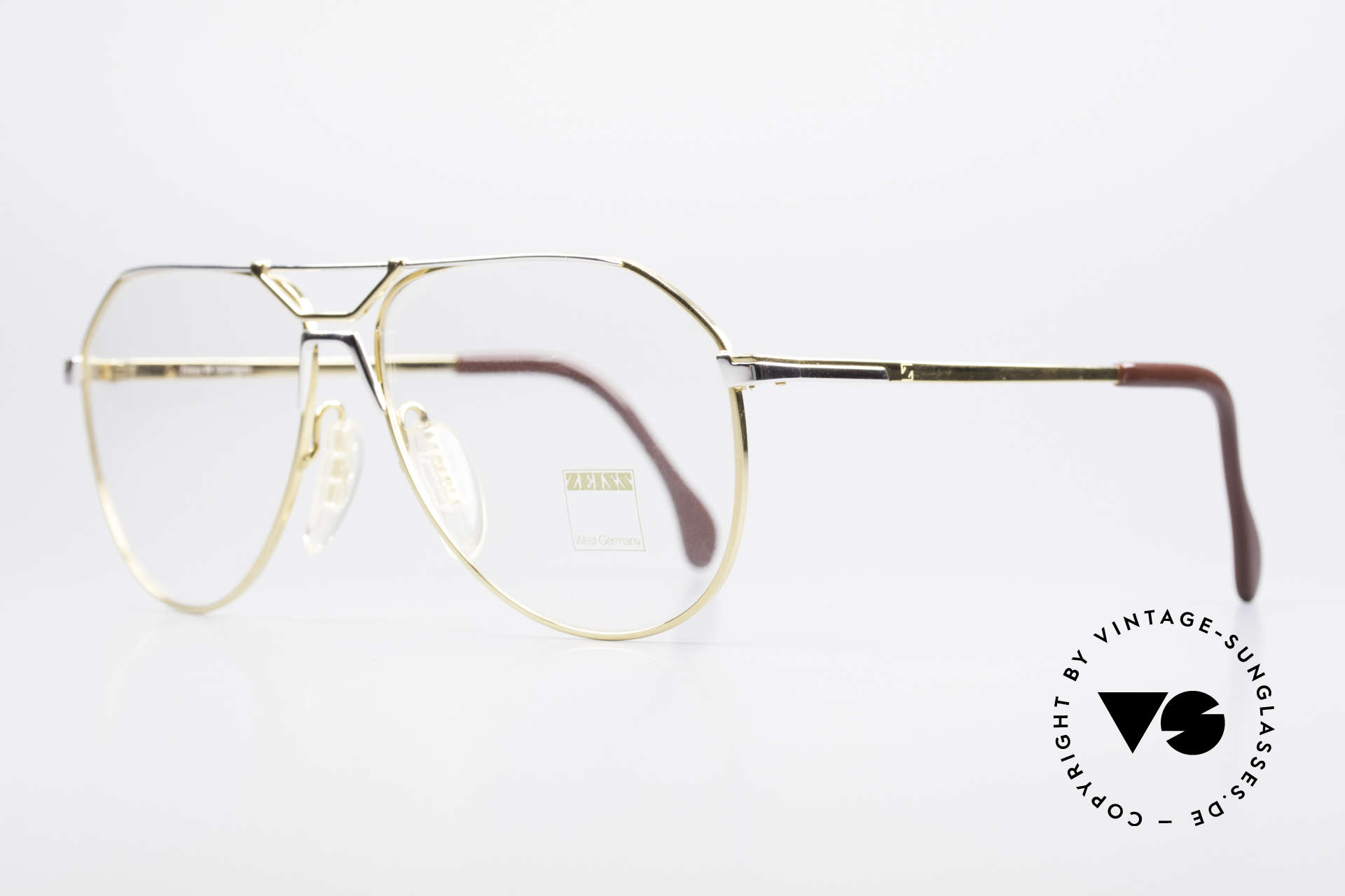 Zeiss 5897 West Germany 80's Eye Frame, monolithic design .. built to last .. You must feel this!, Made for Men