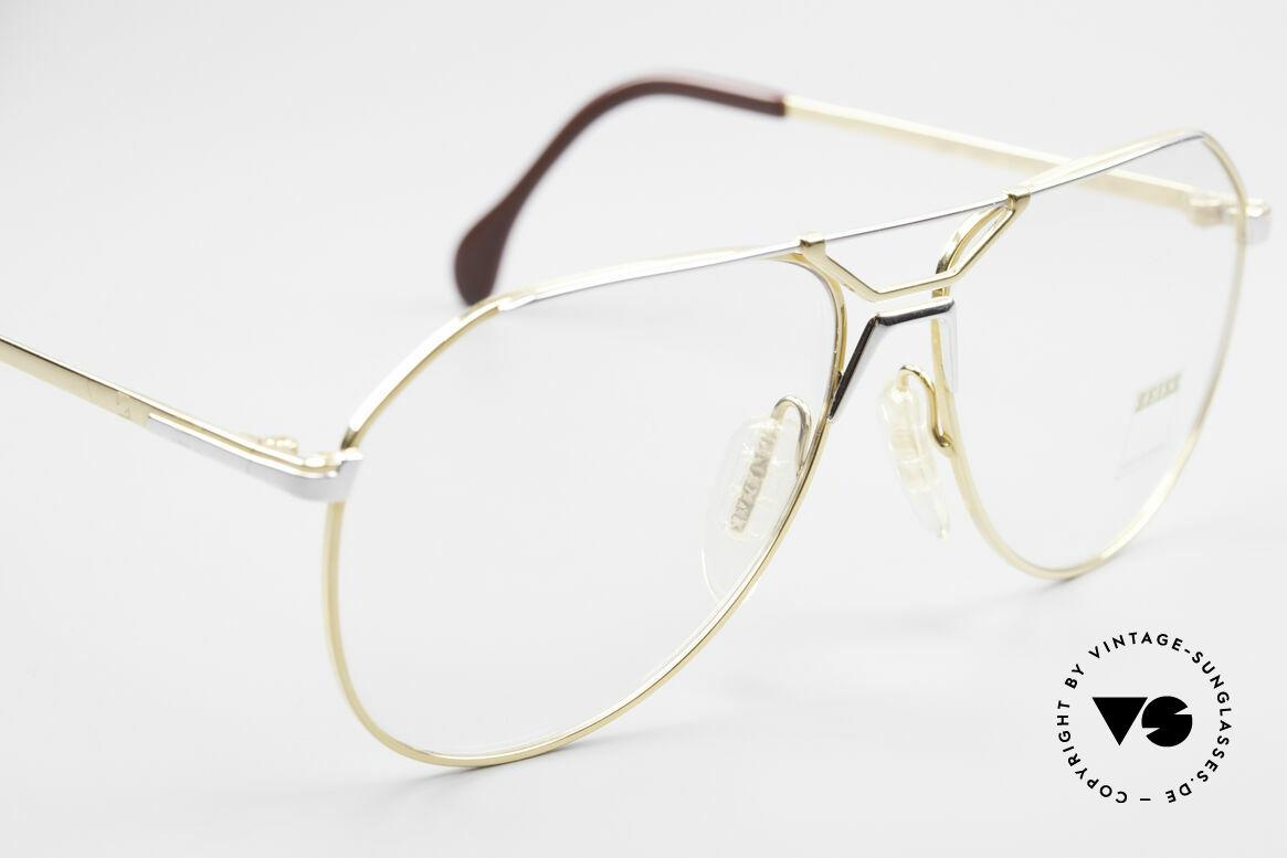 Zeiss 5897 West Germany 80's Eye Frame, unworn (like all our premium ZEISS vintage eyewear), Made for Men