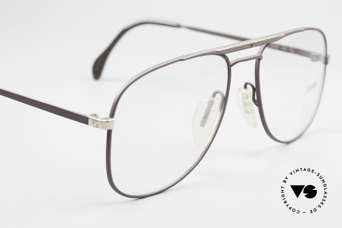 Zeiss 5886 Old 80's Eyeglass-Frame Men, NO RETRO specs, but a genuine 30 years old original, Made for Men