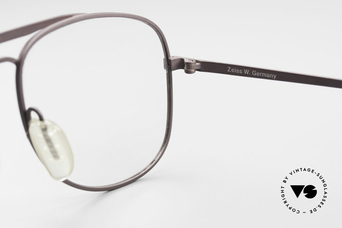 Zeiss 5886 Old 80's Eyeglass-Frame Men, Size: large, Made for Men