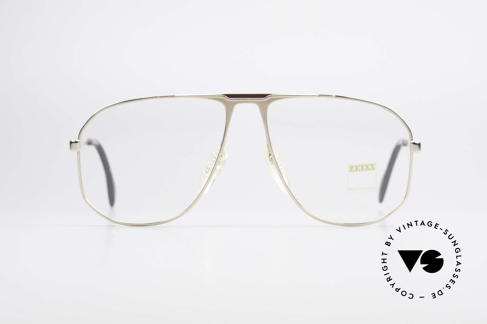 Zeiss 5871 80's West Germany Frame Men, outstanding craftsmanship - made in WEST GERMANY, Made for Men