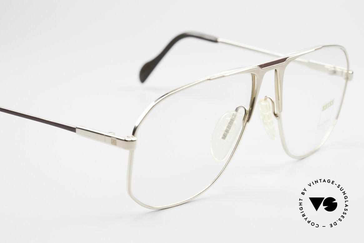 Zeiss 5871 80's West Germany Frame Men, unworn (like all our premium Zeiss vintage eyeglasses), Made for Men