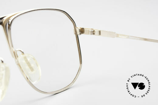 Zeiss 5871 80's West Germany Frame Men, NO RETRO frame, but a genuine 35 years old Original!, Made for Men