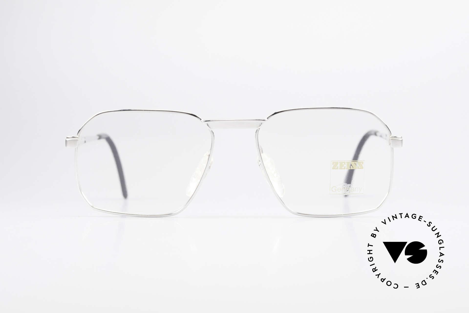 Zeiss 5922 Rare Old 90's Eyeglasses Men, outstanding craftsmanship - frame 'made in Germany', Made for Men
