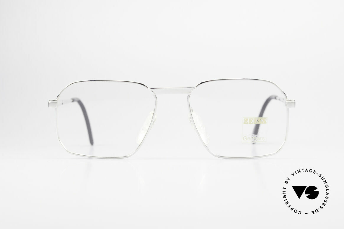 Zeiss 5922 Rare Old 90's Eyeglasses Men, outstanding craftsmanship - frame 'made in Germany', Made for Men