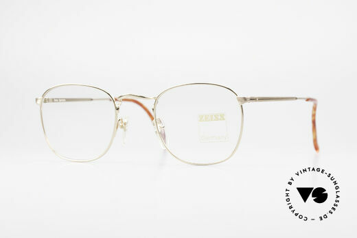 Zeiss 5988 Old Vintage 90's Glasses Men Details