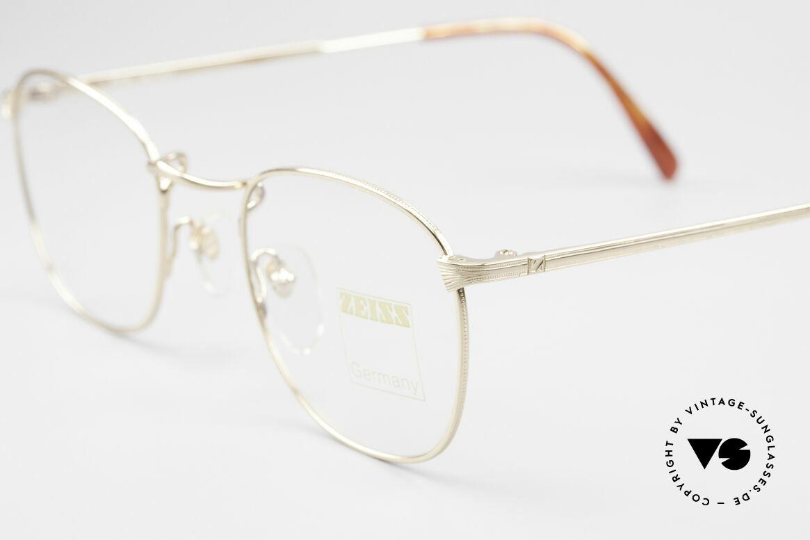 Zeiss 5988 Old Vintage 90's Glasses Men, unworn (like all our high-end Zeiss vintage eyeglasses), Made for Men