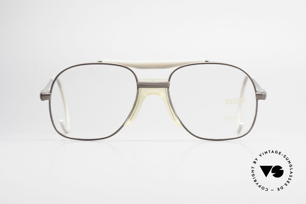 Zeiss 7037 80's Old School Sports Glasses, made by the traditional german brand (top quality), Made for Men