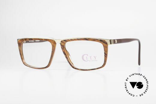Zeiss 5967 90's Titanium Eyeglasses Men Details