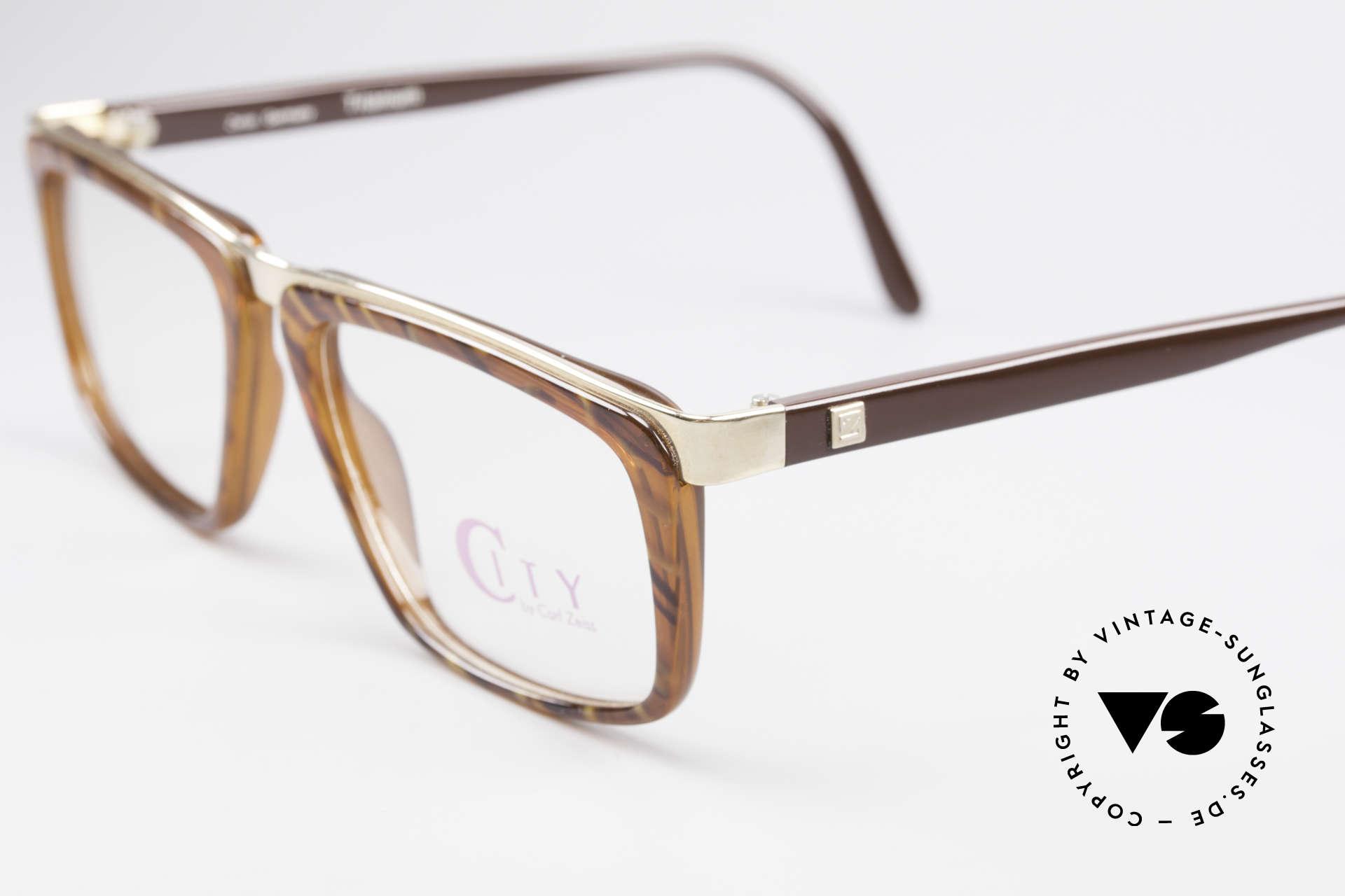 Zeiss 5967 90's Titanium Eyeglasses Men, NO retro glasses, but a genuine 28 years old ORIGINAL, Made for Men