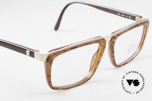Zeiss 5967 90's Titanium Eyeglasses Men, the frame is made for optical lenses / tinted sun lenses, Made for Men
