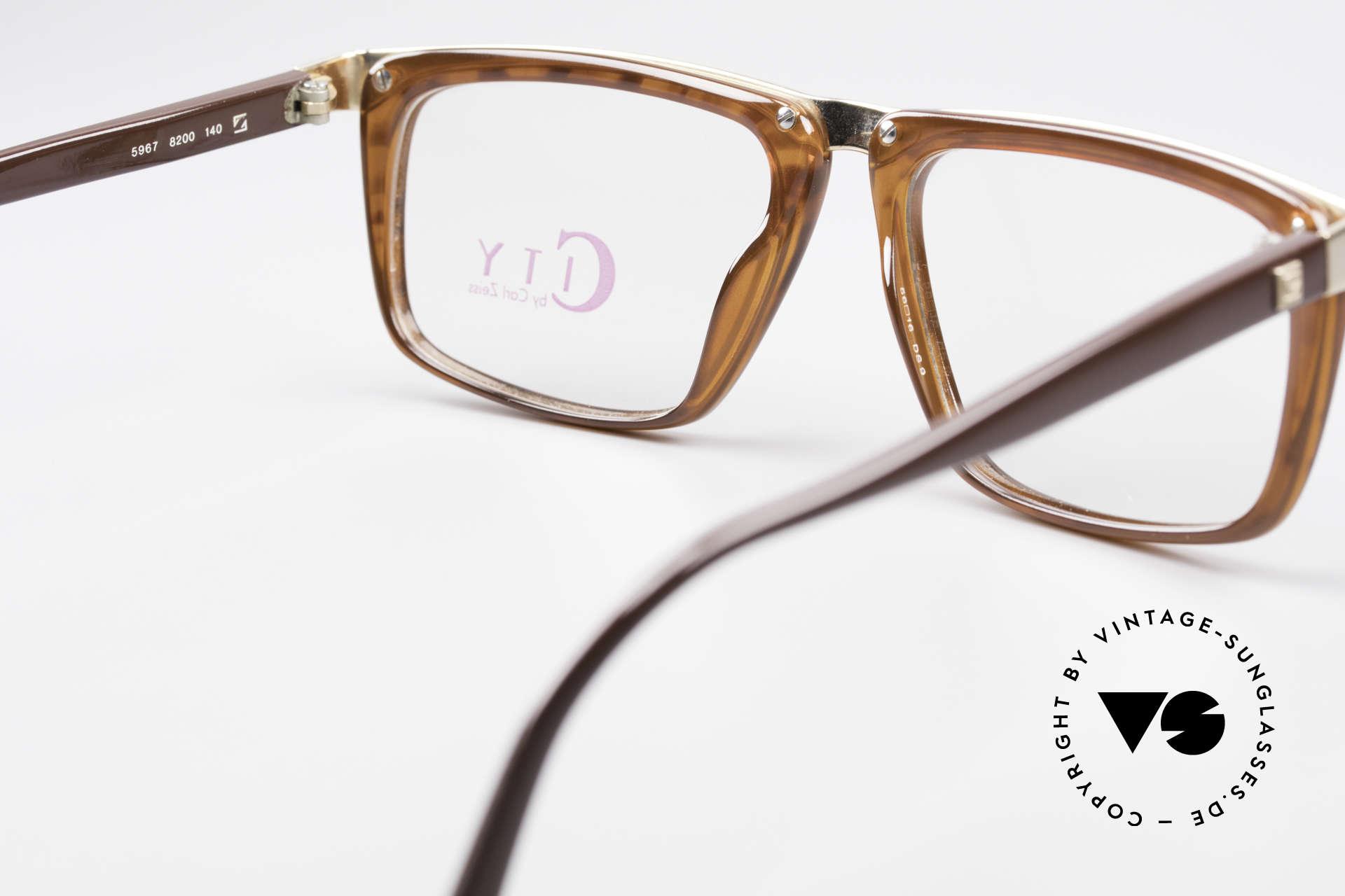 Zeiss 5967 90's Titanium Eyeglasses Men, Size: medium, Made for Men